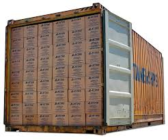 FCL(full container load), LCL(less than container loads), groupage goods