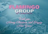 Flamingo Group wish you Happy Holidays!
