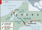 Обновеният Панамски канал започва да приема мегакораби